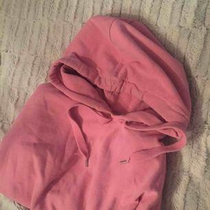 Ljusrosa hoodie från hm