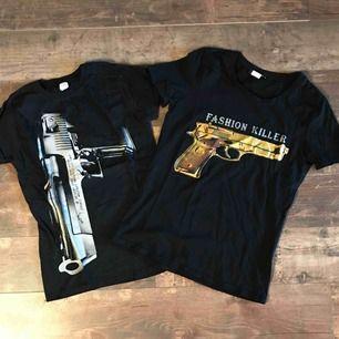 2 T-shirts storlek xs  200kr för båda  Frakt blir ca 20kr