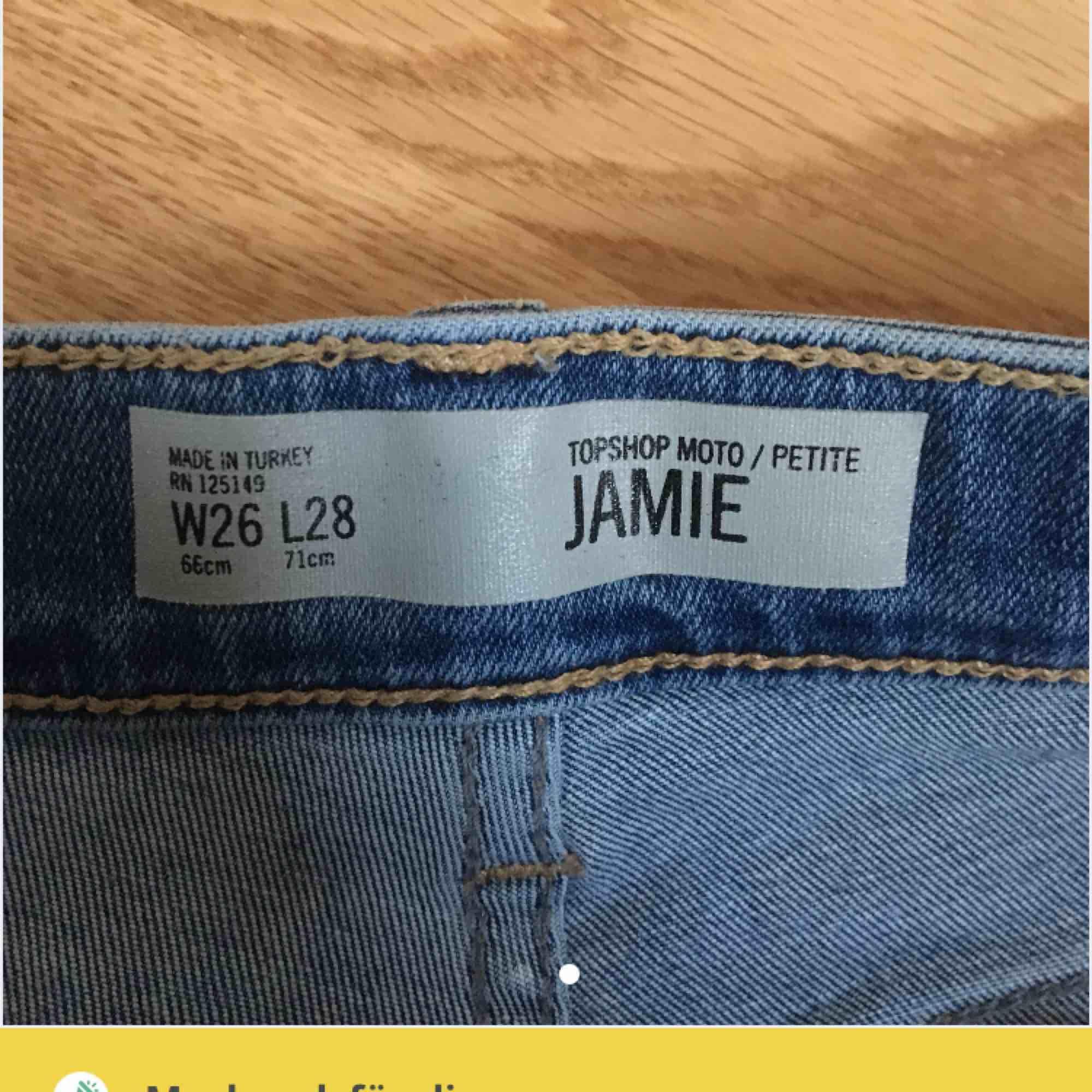 Jeans från TOPSHOP OANVÄNDA . Jeans & Byxor.