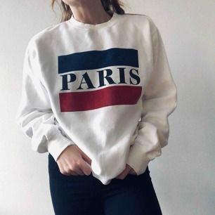 ❤️ Mysig sweatshirt ❤️ Köpare står för frakt ❤️  ⭐️ Jag är 161 cm lång - normalt storlek 34-36 ⭐️