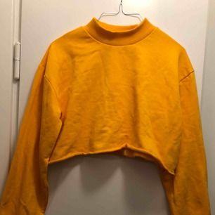 En NA-KD x Josefin Ekström kroppad tröja. Använd en gång. Kan mötas upp i Uppsala eller så står köpare för frakt. Betalas via Swish eller kontant.