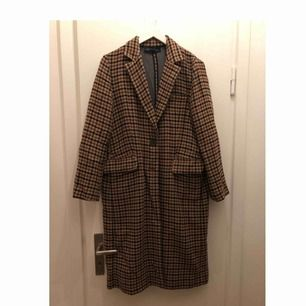Rutig kappa från Zara 👌🏼