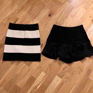 2 st kjolar. 50kr för båda.