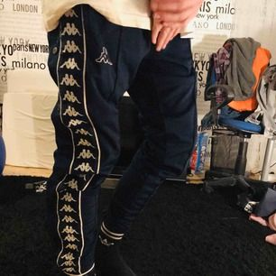 Kappa banda popper-pants. Så gott som oanvända.