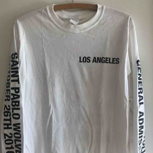 Saint Pablo tour merch Bootleg Gildan
