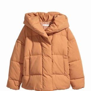 Säljer superfin jacka från hm inköpt förra vintern. Fint skick. Storlek 36