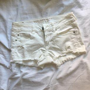 Vita shorts från american eagle.