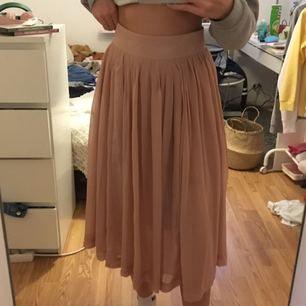 sååå fin kjol från gina.. älskar den men har behövt acceptera att den är för stor:(💓