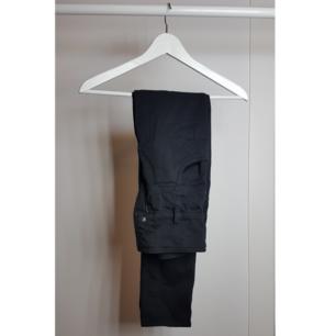 Riktigt höga coola byxor, använd en gång bara.