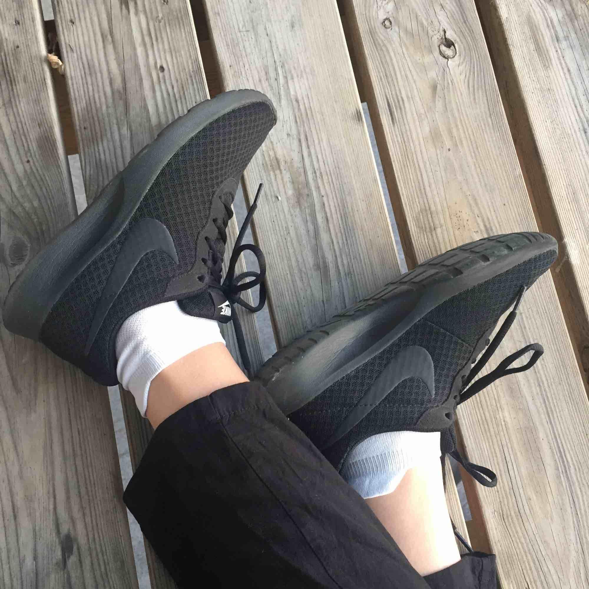 64602bcd7f8 Svarta skor från Nike. Sköna! Storlek - Nike Skor - Second Hand