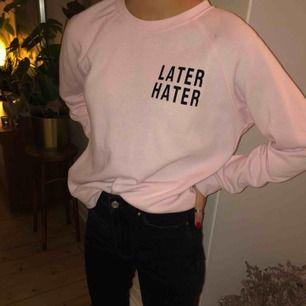 Rosa super mjuk tröja!