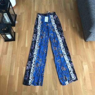 Superfina sköna byxor från ZARA WOMEN, som aldrig har använts för att de var för stora för mig.