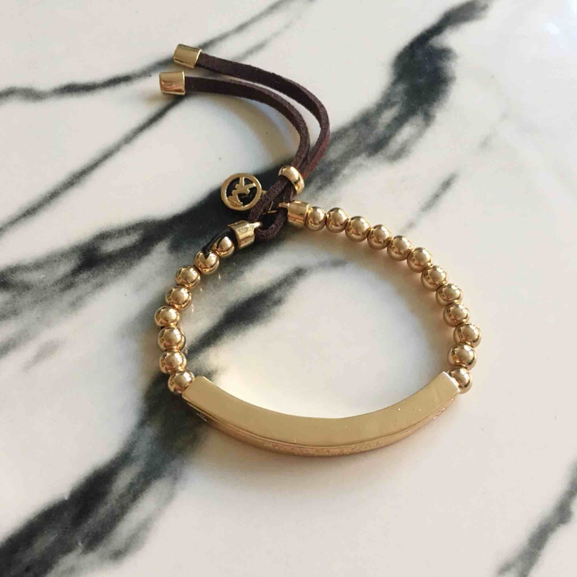 Äkta super fint armband från Michael Kors! Nypris 599:- kr. Accessoarer.