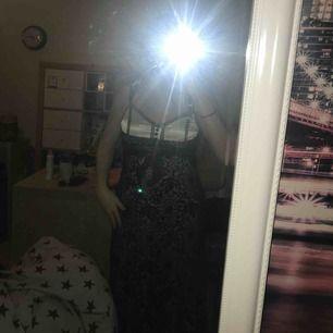 Fin svart klänning från watcher🌑 Storlek xs🌚 20 kr +Frakt🌑
