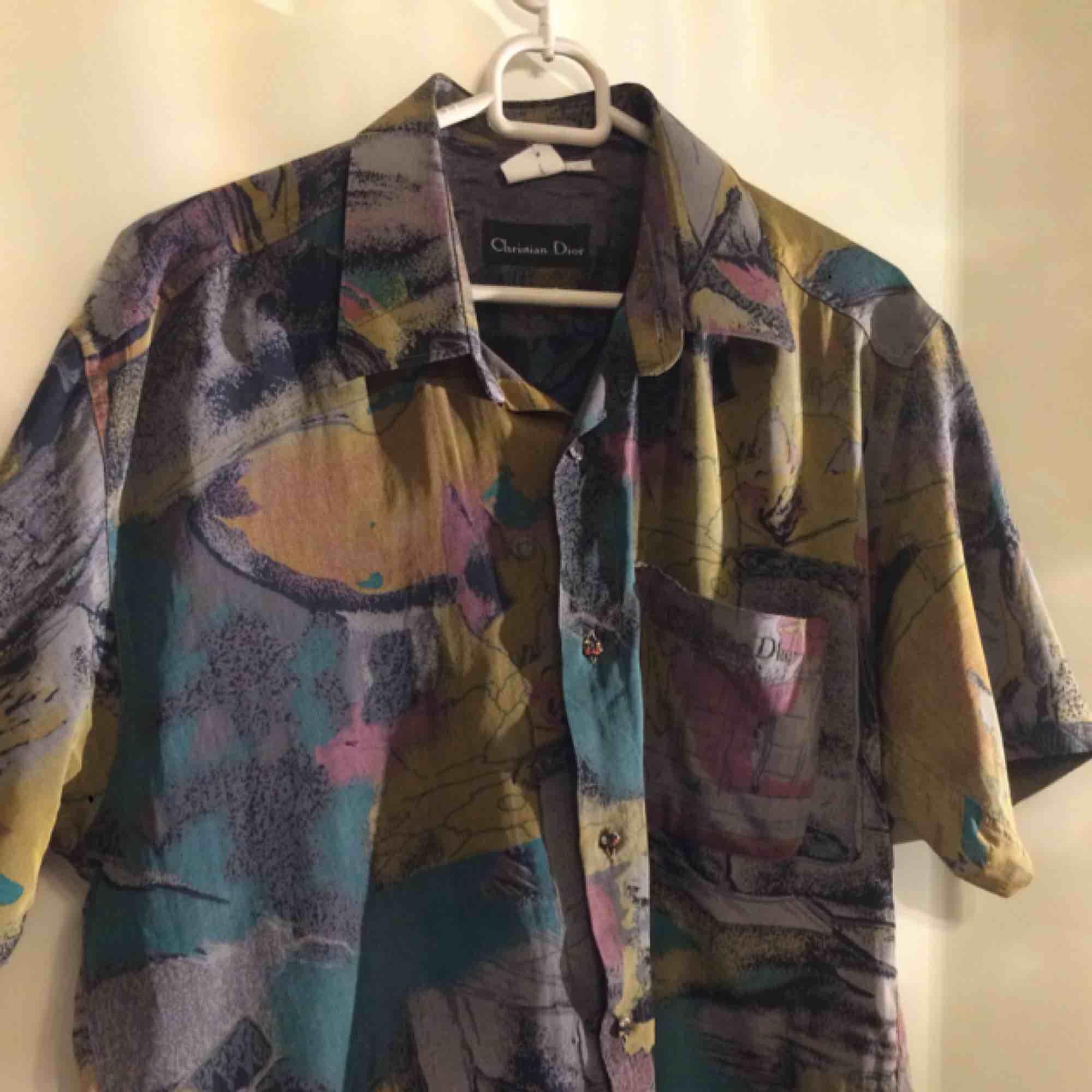 Late 80s dior skjorta. Skjortor.