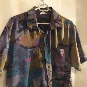 Late 80s dior skjorta