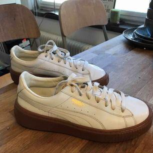 jätte fina puma skor, sällan använda, pris går att diskuteras