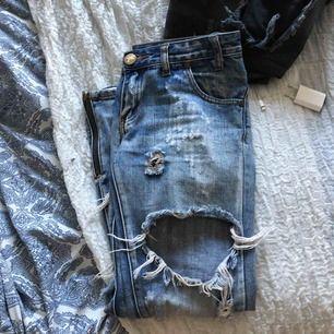 One teaspoon jeans blå strl 26