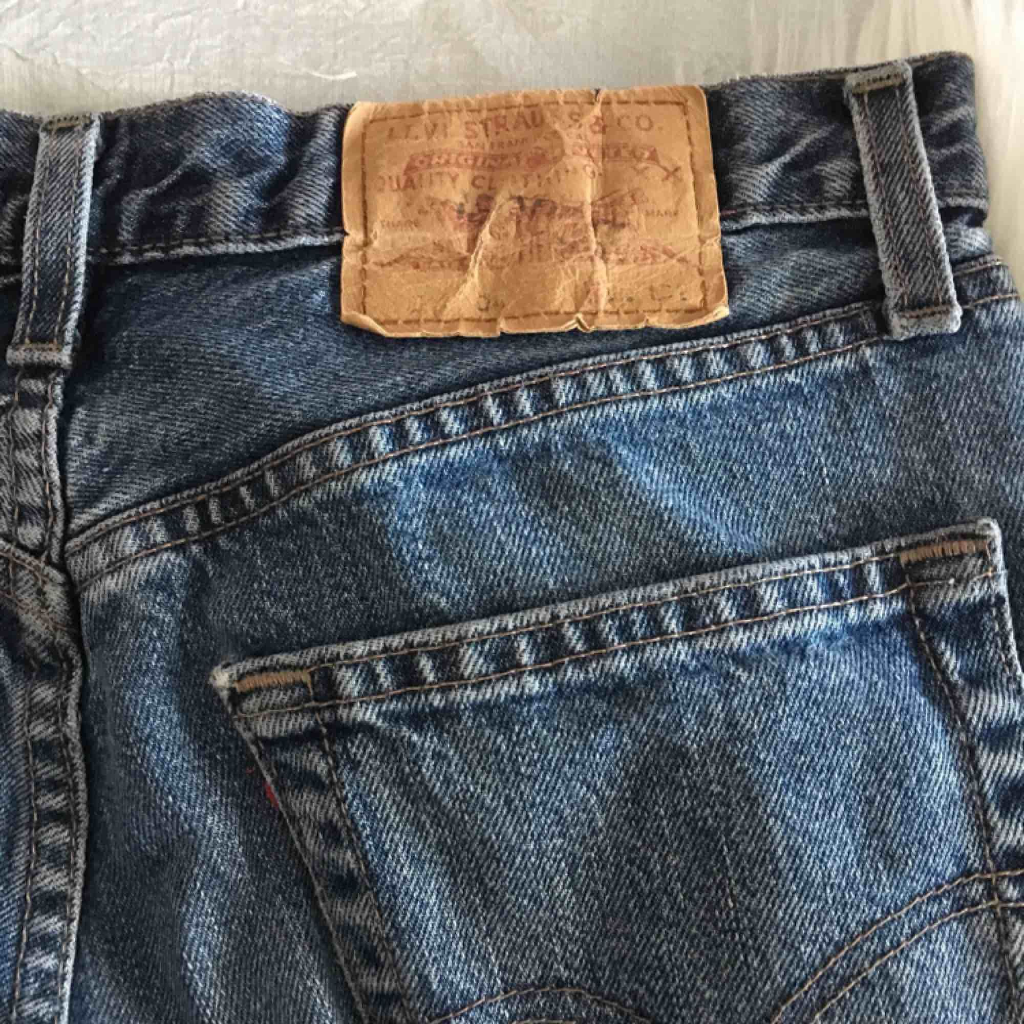 Äkta Levi s från 70talet då det - Levi s Jeans   Byxor - Second Hand 8bbeee17daa7a