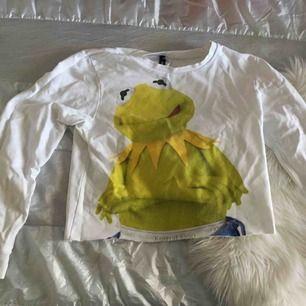 Asball tröja från H&M som jag själv har klippt till. I Strl S men kan även passa en M, dock är tröjan kort i ärmarna. ✨ Endast använd ett fåtal gånger.