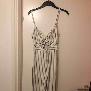 Ny jätte fin jumpsuit från Bershka. Aldrig använd. Köpt för 299:- Lappar sitter kvar!