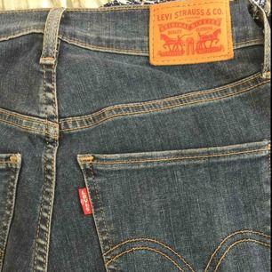Högmidjade skinny jeans från Levis som endast använd ett fåtal gånger pga  ej min stil 068646598edaa