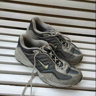 Vintage skor från Nike, köparen betalar frakten✨