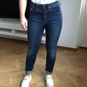 Jeans från G-star RAW, med lite bag. Som nya. 100kr (frakt tillkommer ✉️🕊)