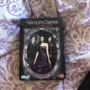 Alla avsnitt av The Vampire Diaries, aldrig kollad på
