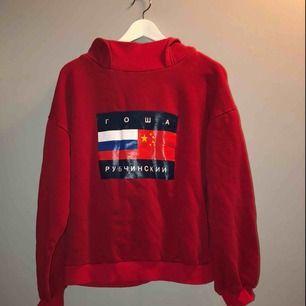 Fake gosha rubchinskiy hoodie köpt i Japan!