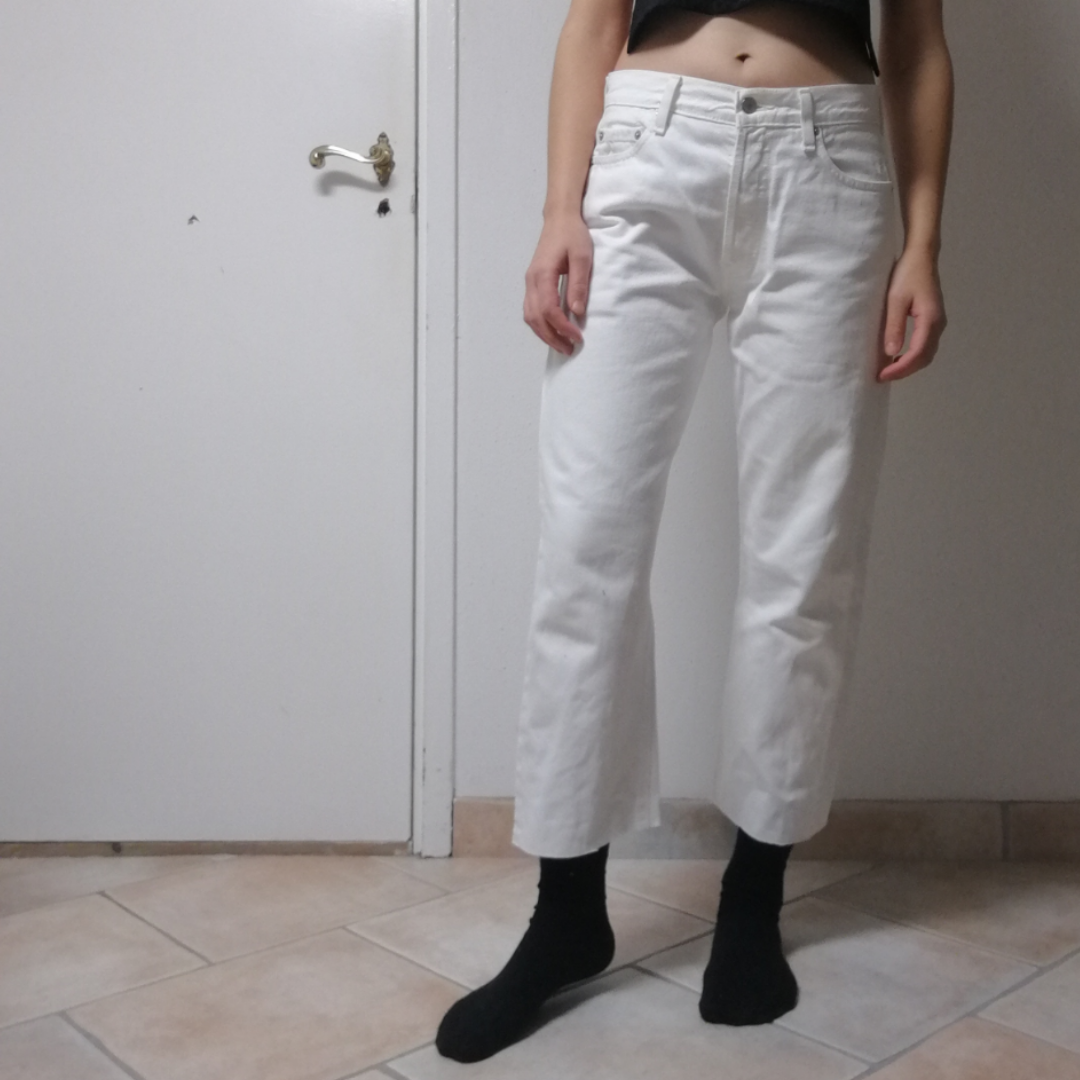 Levi s vita vintage 501 jeans i - Levi s Jeans   Byxor - Second Hand abf566b827c6c
