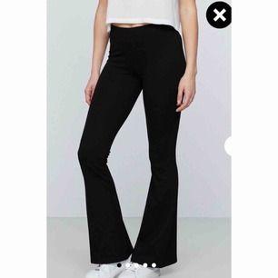 Yoga pants från Gina Tricot i storlek XS, nypris 199kr säljer för 50kr.