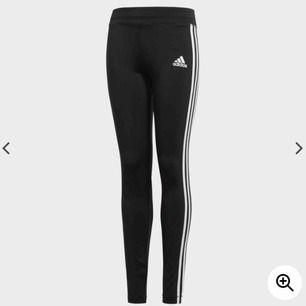 Adidas tights i storlek S. Nypris 279kr, säljer för 100kr.