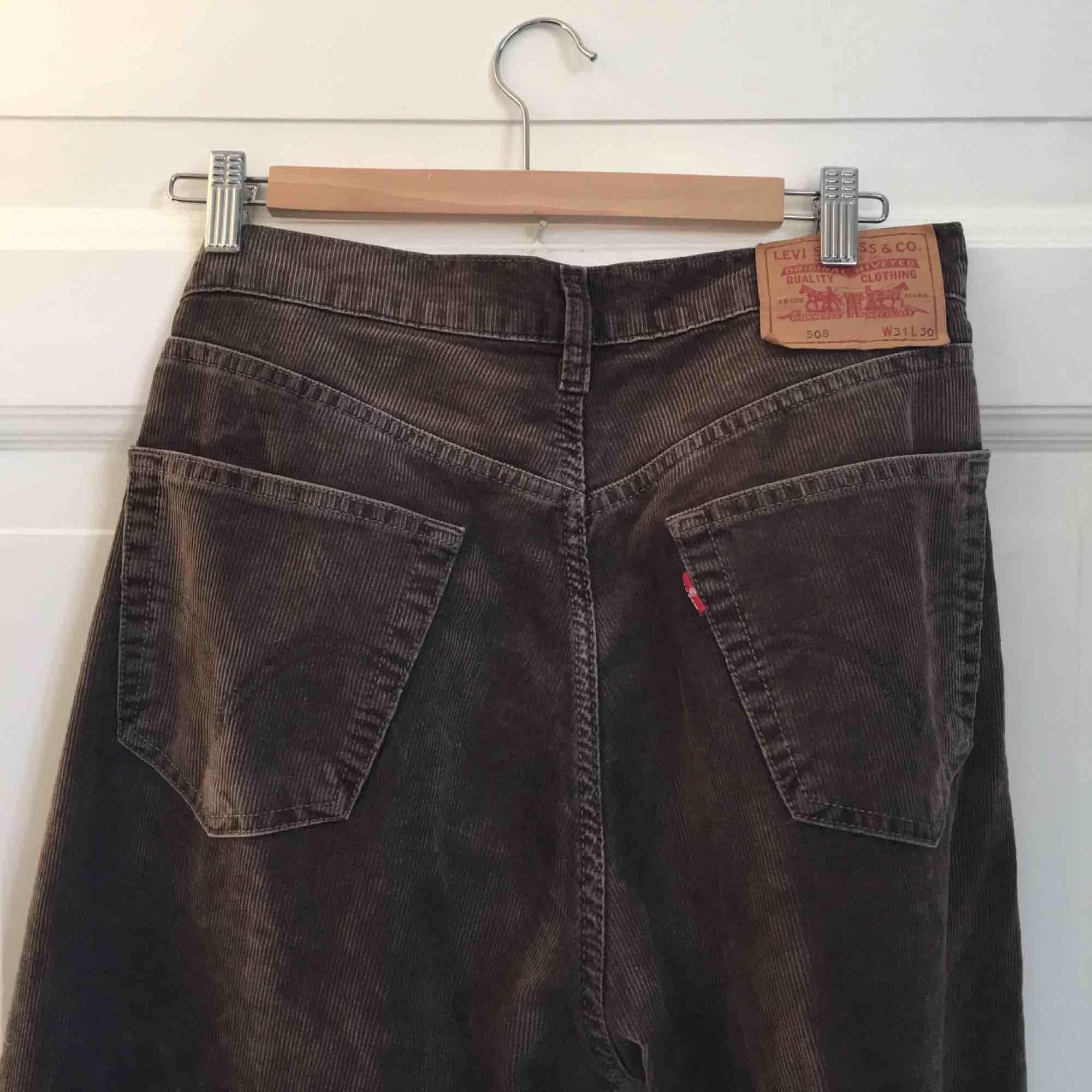 ... Säljer mina rätt så nya Manchester Levis byxor. Säljs då dem är lite  för långa ... 45190f75e3301