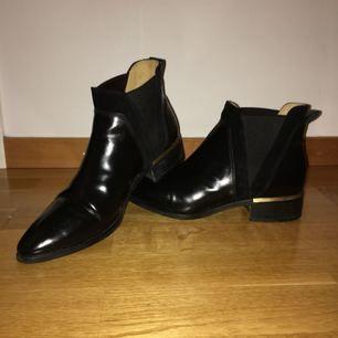 Skor från Gant, använd fåtal gånger så i mycket fint skick.