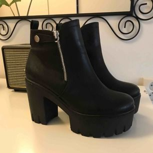 Brand new ankle boots.  Selling them because i bought the wrong size. Un-used.