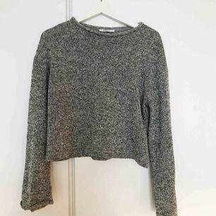 Finstickad tröja från Zara, använd 1 gång