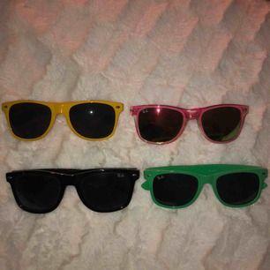Fake Ray-Ban solglasögon i bra skick, 29kr st!
