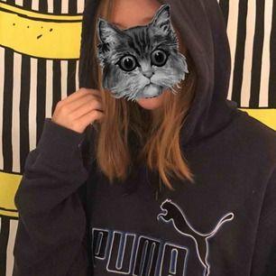 Cool hoodie från puma☕️ ganska baggy men tuff