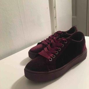 Röda sammets skor, ställ frågor!💞