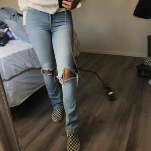 Snygga bootcut Jeans, toppen skick