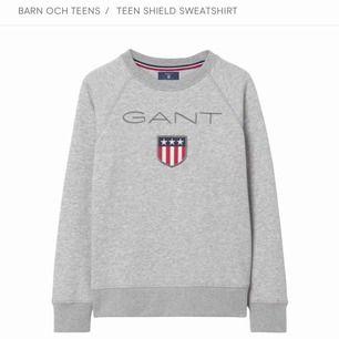 Gant tröja nästan aldrig använd  Nypris 700 kronor  Storlek 170