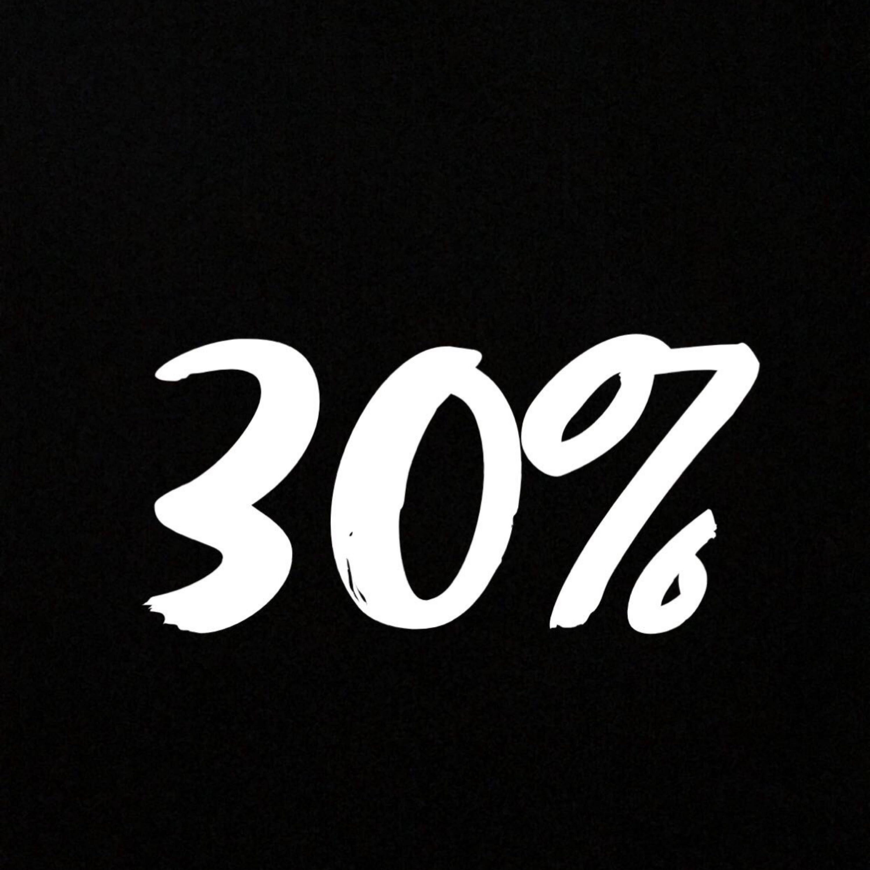 30% på allt hela denna helg och nästa vecka!!. Övrigt.