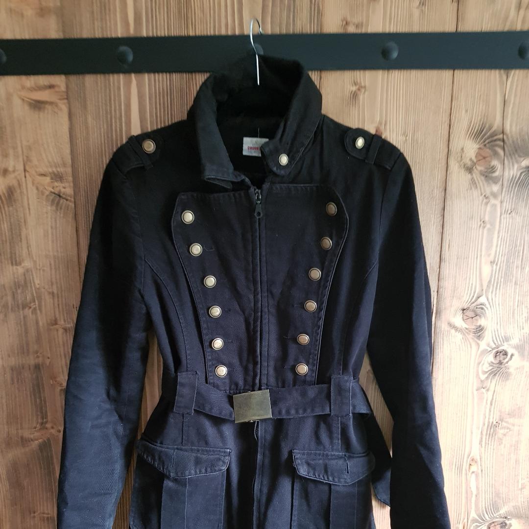 Army coat. Jackor.