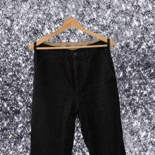 Vintage Dockers jeans in black. Slightly faded from wash. Price includes shipping.