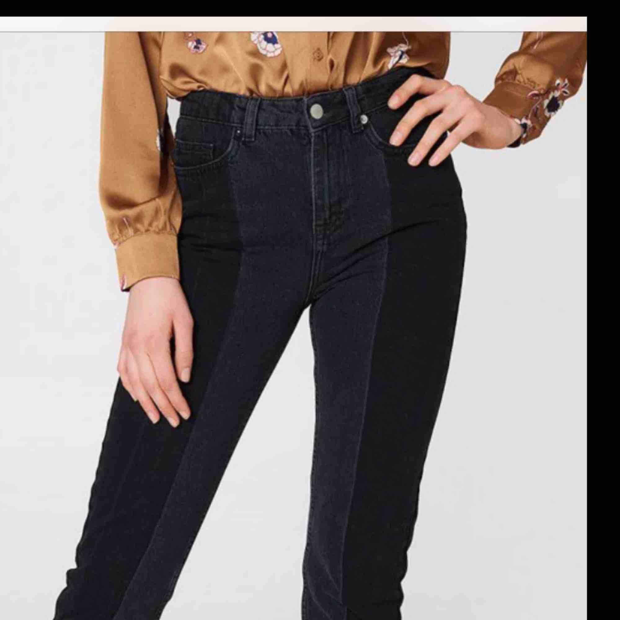 För små för mig tyvärr så jag säljer dom :/ använda endast 3ggr. Jeans & Byxor.