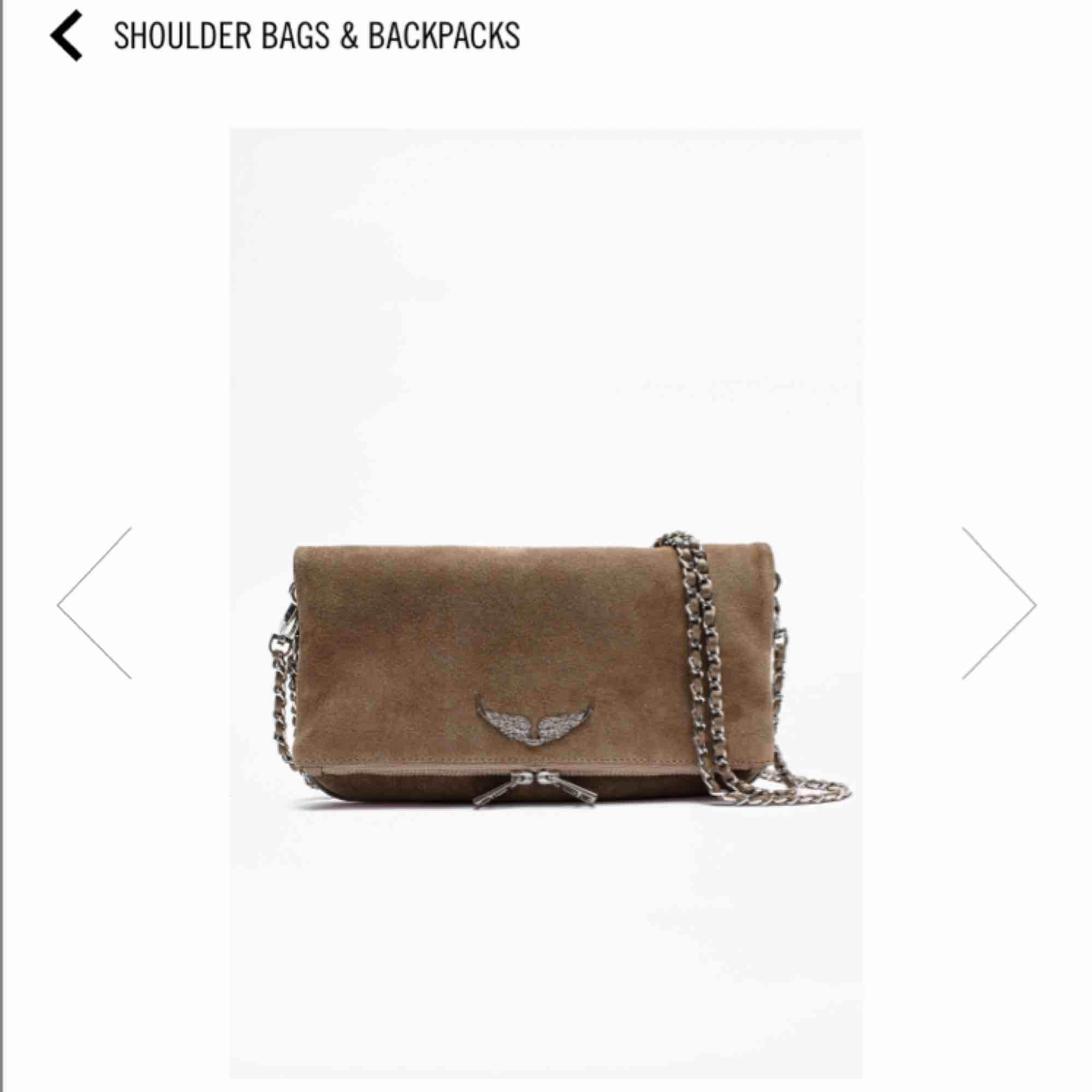 fab8440c9f0 Sælger min dejlige Zadig Voltaire taske købt for lidt over 3 måneder siden!