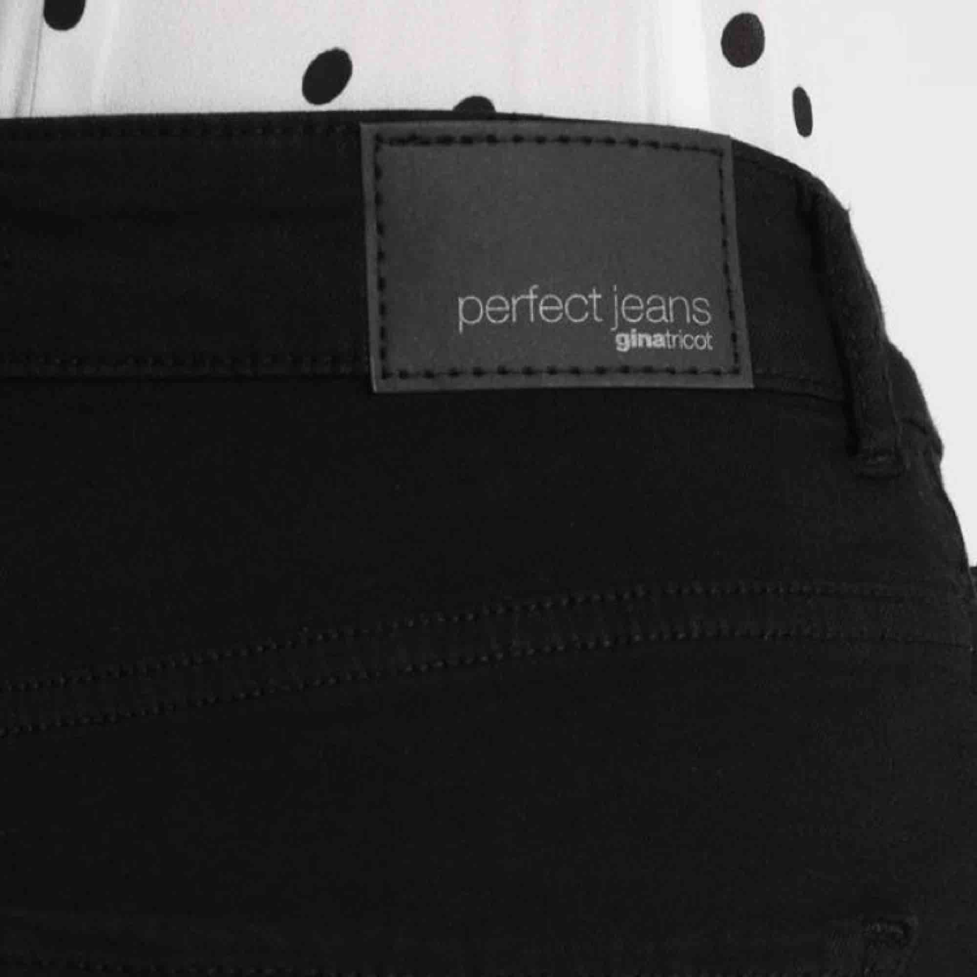 526f0c30424 Jeans Molly jeans fra Gina Tricot. Högmidjade. Brug, i god stand.. Jeans
