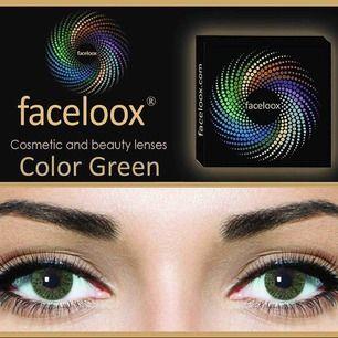 Säljer beauty linser, utan styrka färg grön och har 4 par. 1 par för 100kr eller alla 4 för 250. endags linser. Jätte fina på!