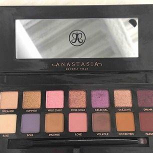 Helt oanvänd Anastasia norvina palette 🎀